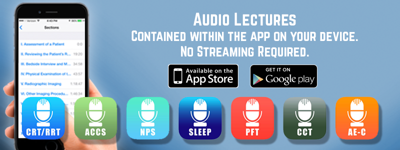Apps for Audio Lectures